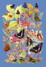 Woodland Butterflies Jigsaw