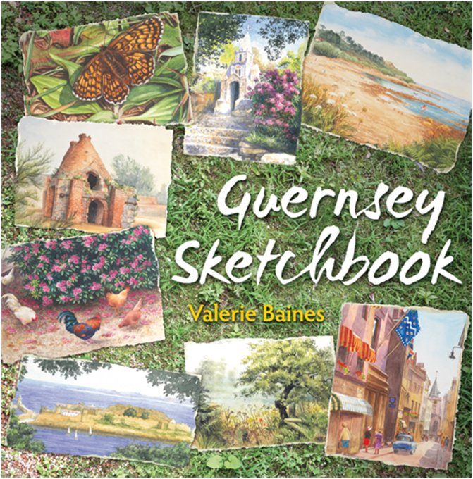 Guernsey Sketchbook by Valerie Baines